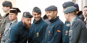 Pruebas físicas de running Guardia Civil
