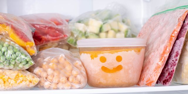 the ghi guide to freezing food
