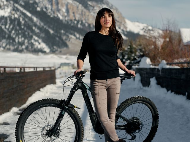 Will There Someday Be Bike In >> How Mountain Biking Helped Bonnie Mcdonald Cope With The Death Of