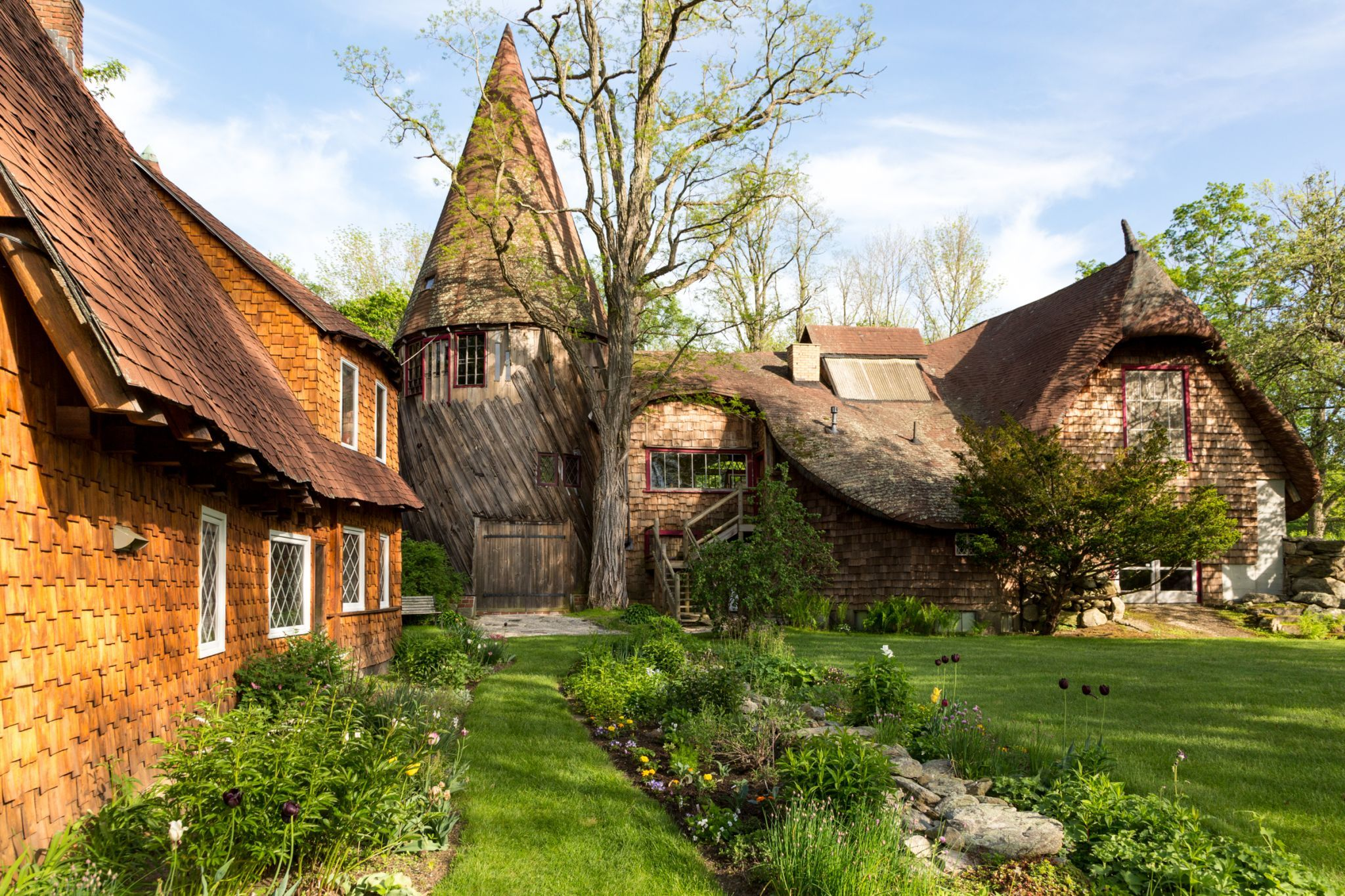 The Gingerbread House, en Tyringham