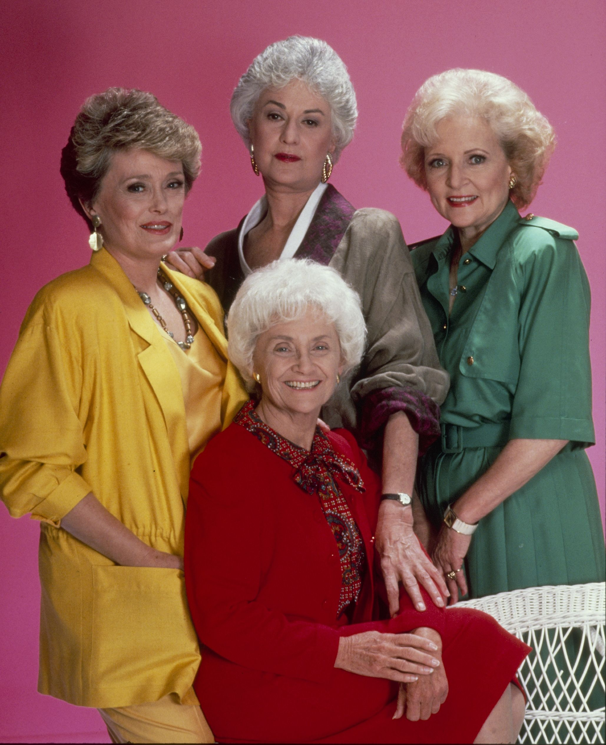 """A """"Golden Girls"""" Cruise Is in the Works, So Renew Your Passport Immediately"""