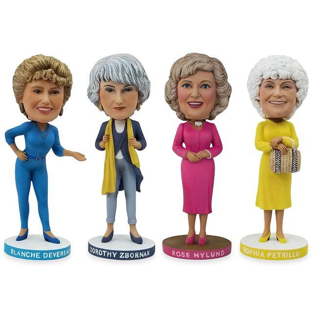 'the golden girls' bobbleheads
