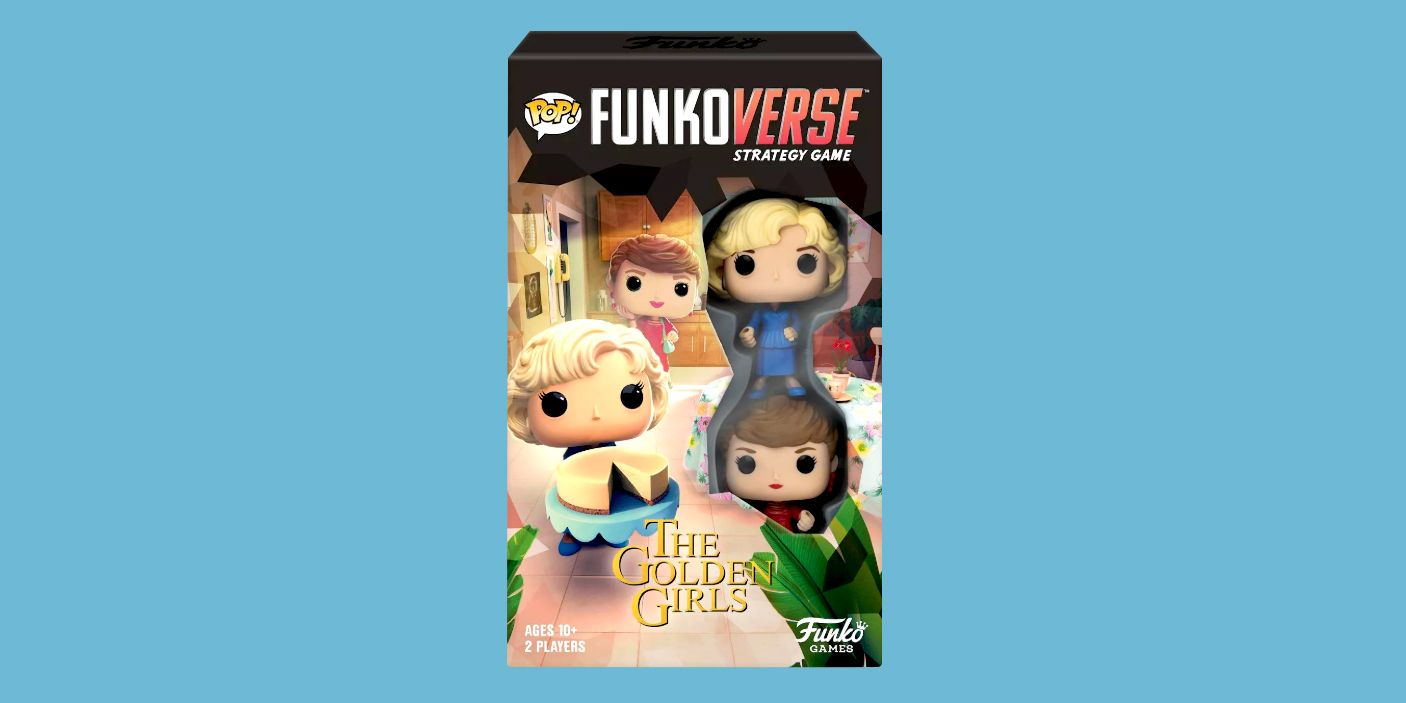 Golden Girls Fans, You Need to Play This Funkoverse Board Game