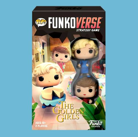 """""""The Golden Girls"""" Funko Pop Funkoverse Strategy Game Target"""