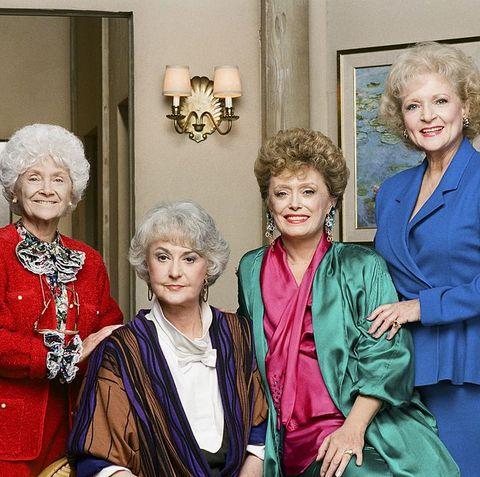 """The Golden Girls"" House Replica in Disney Hollywood Studios, Disney's ""Residential Street"""