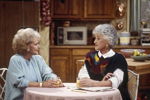 'The Golden Girls' Kitchen Layout Confusing