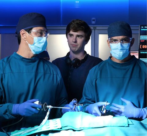Serie 'The Good Doctor'