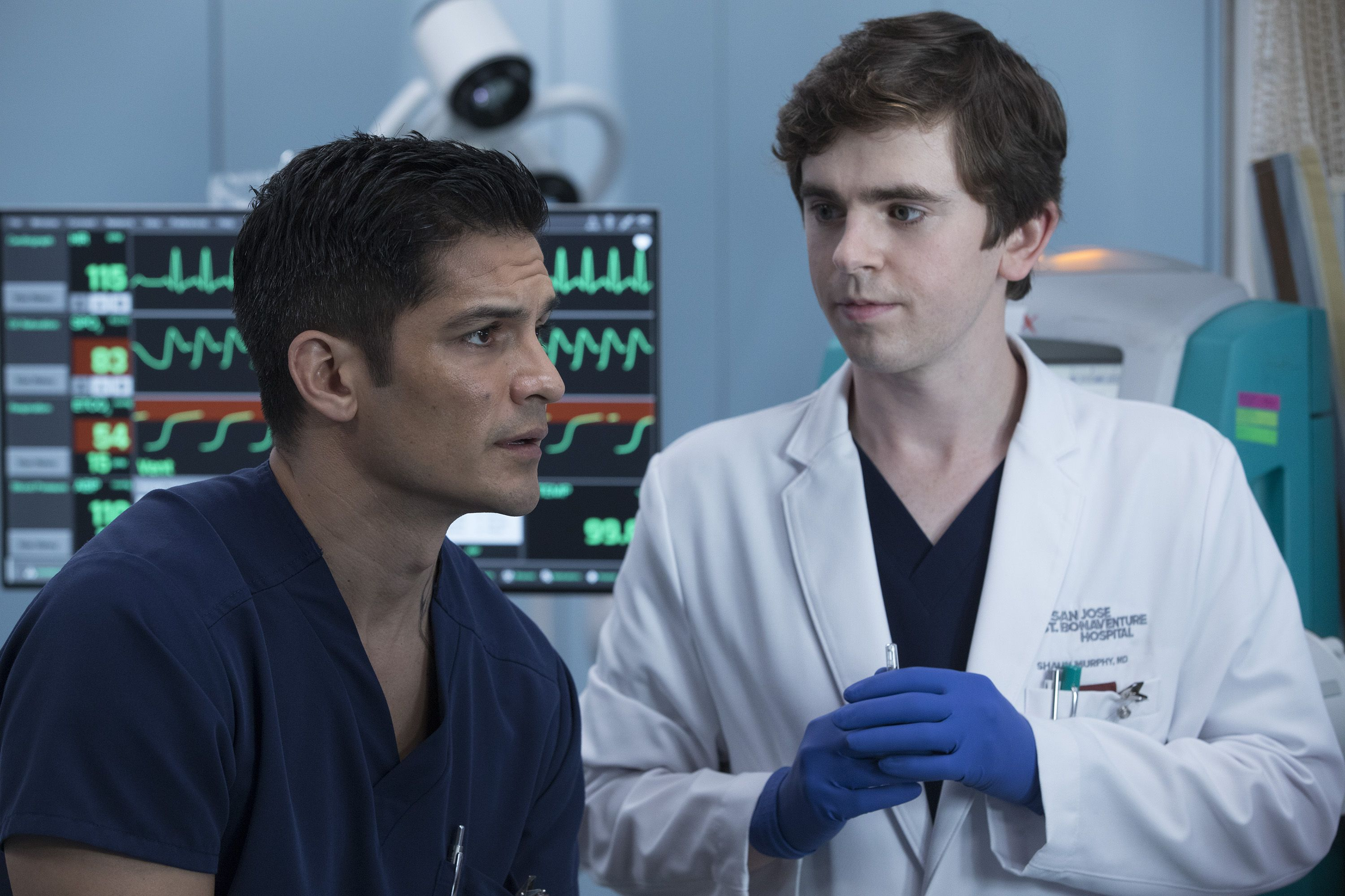 The Good Doctor Season 2 Cast Changes - New Actors on The Good Doctor