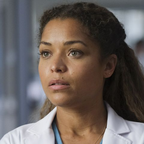 'the good doctor' cast antonia thomas