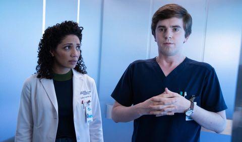 the good doctor fracturado