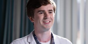 the good doctor, freddie highmore