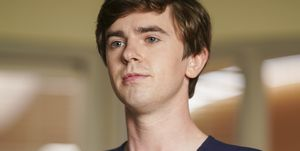 the good doctor season 4 - freddie highmore