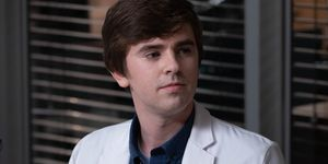 freddie highmore on the good doctor season 3