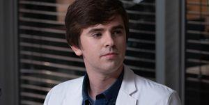 freddie highmore on the good doctor season 3