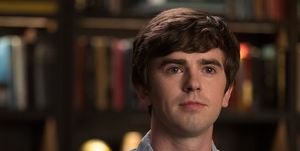 freddie Higmore es el doctor Shaun en la serie de AXN The Good Doctor