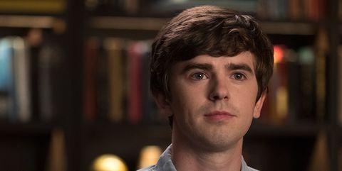 freddie Higmore es el doctor Shaun en la serie de AXN The Good Doctor