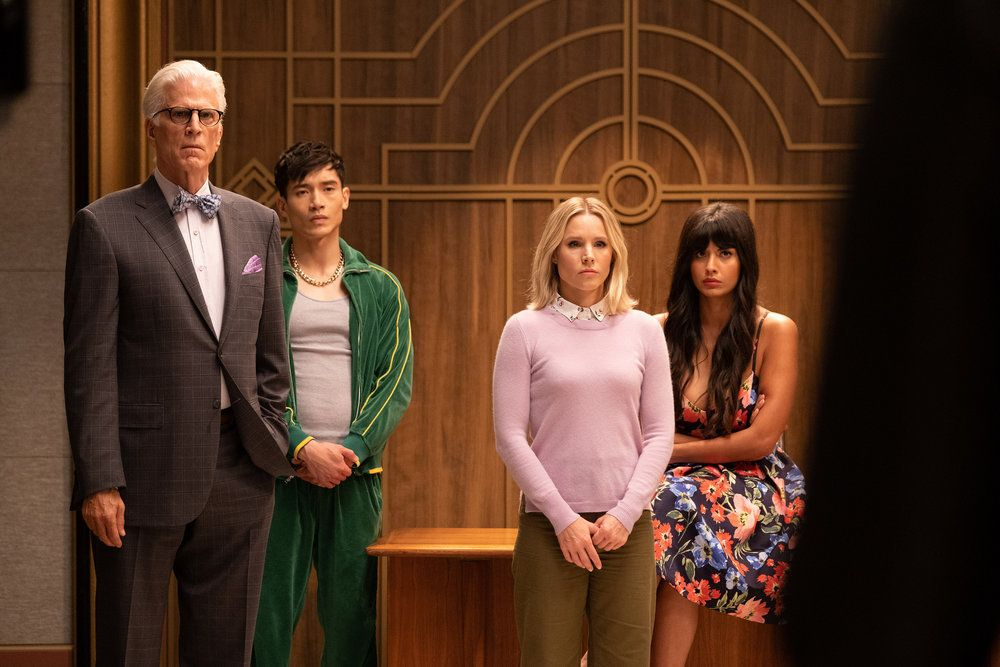 The Good Place brings in surprise Friends cameo in latest episode