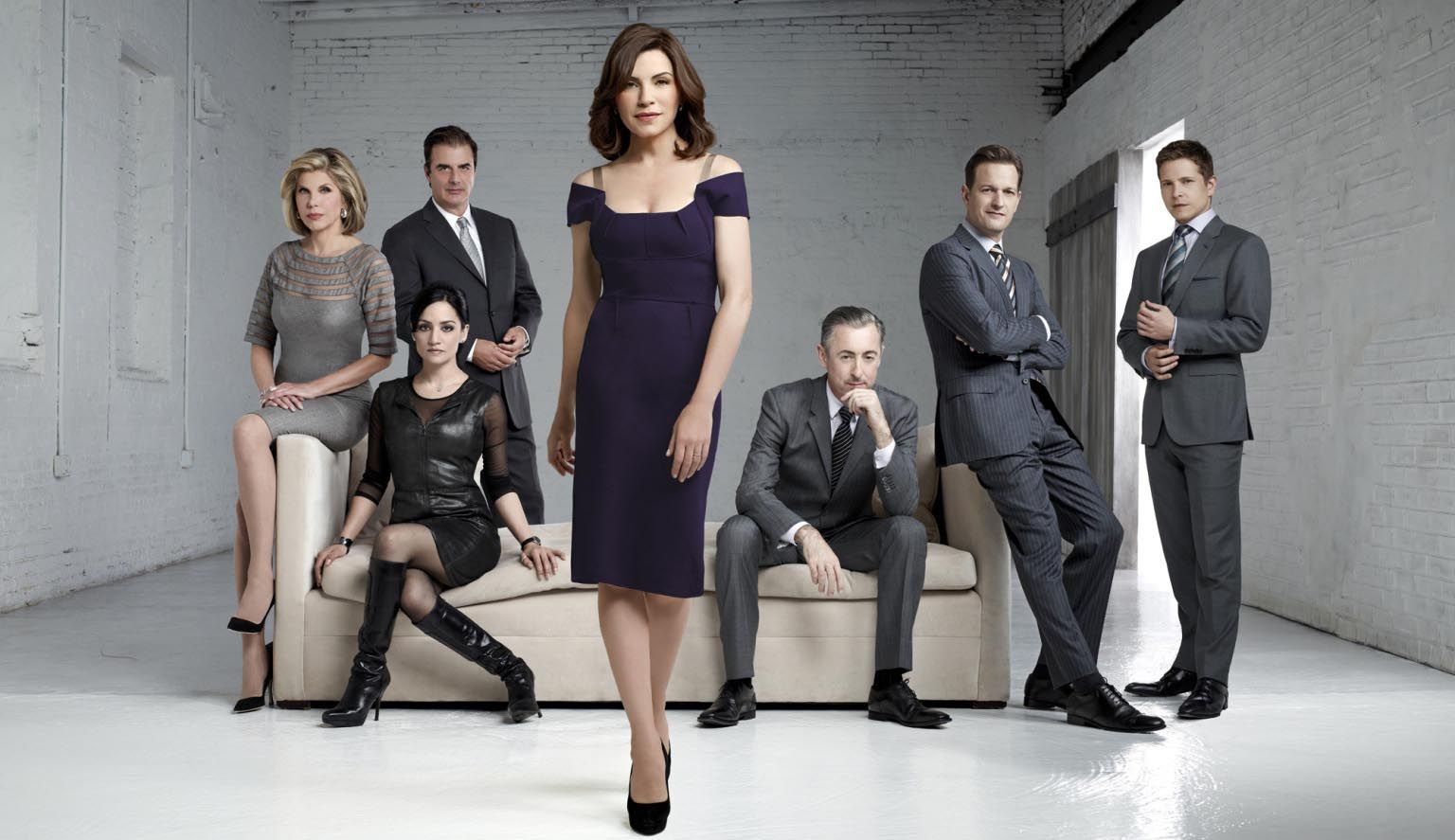 the good wife mejores series siglo XXI