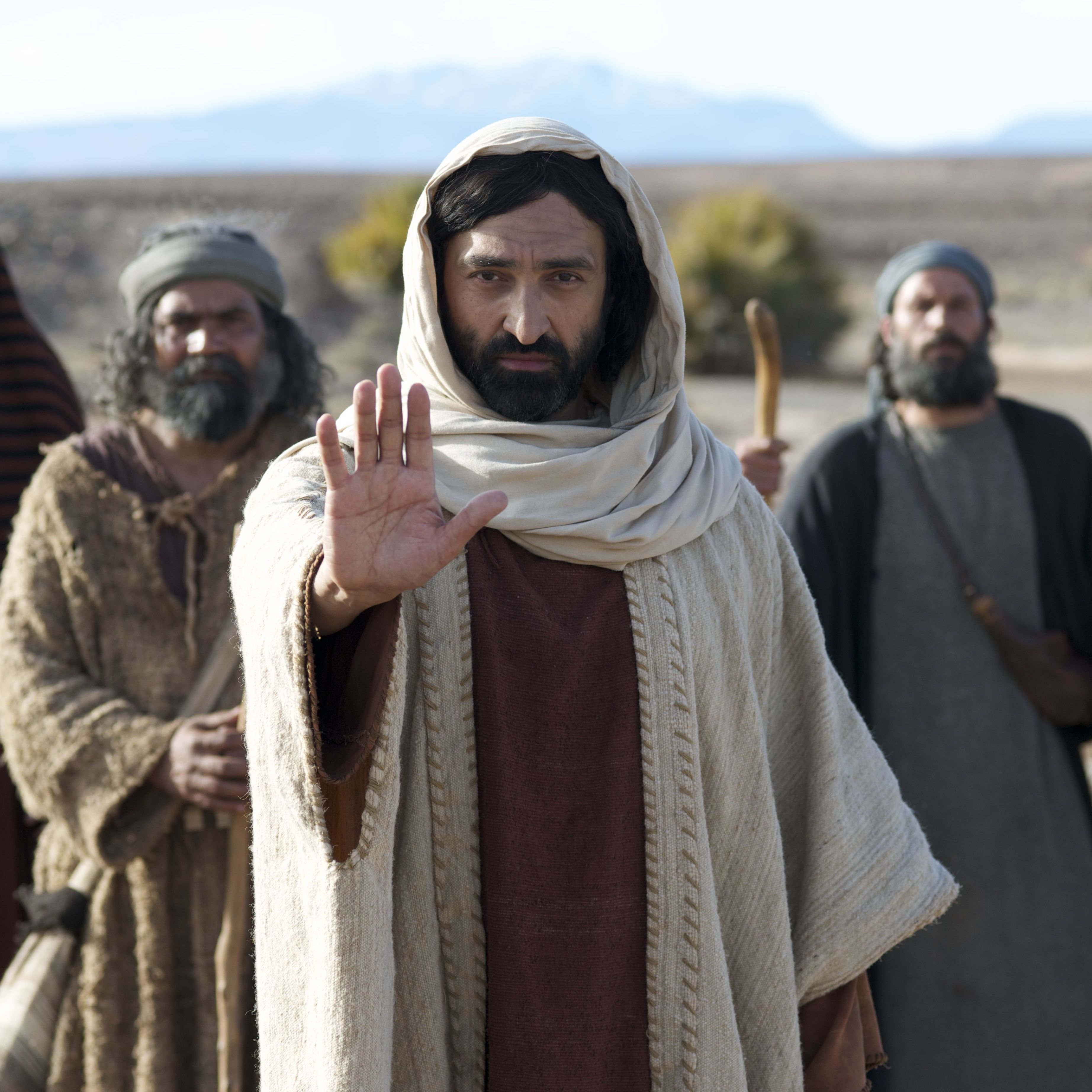 The Gospel of John on Netflix
