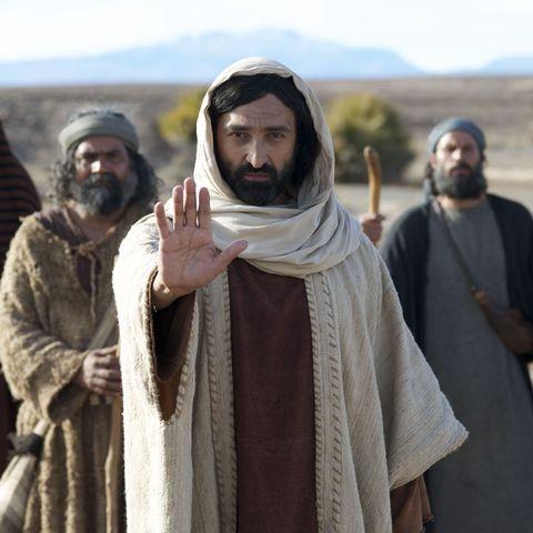 The Gospel of John on Netflix