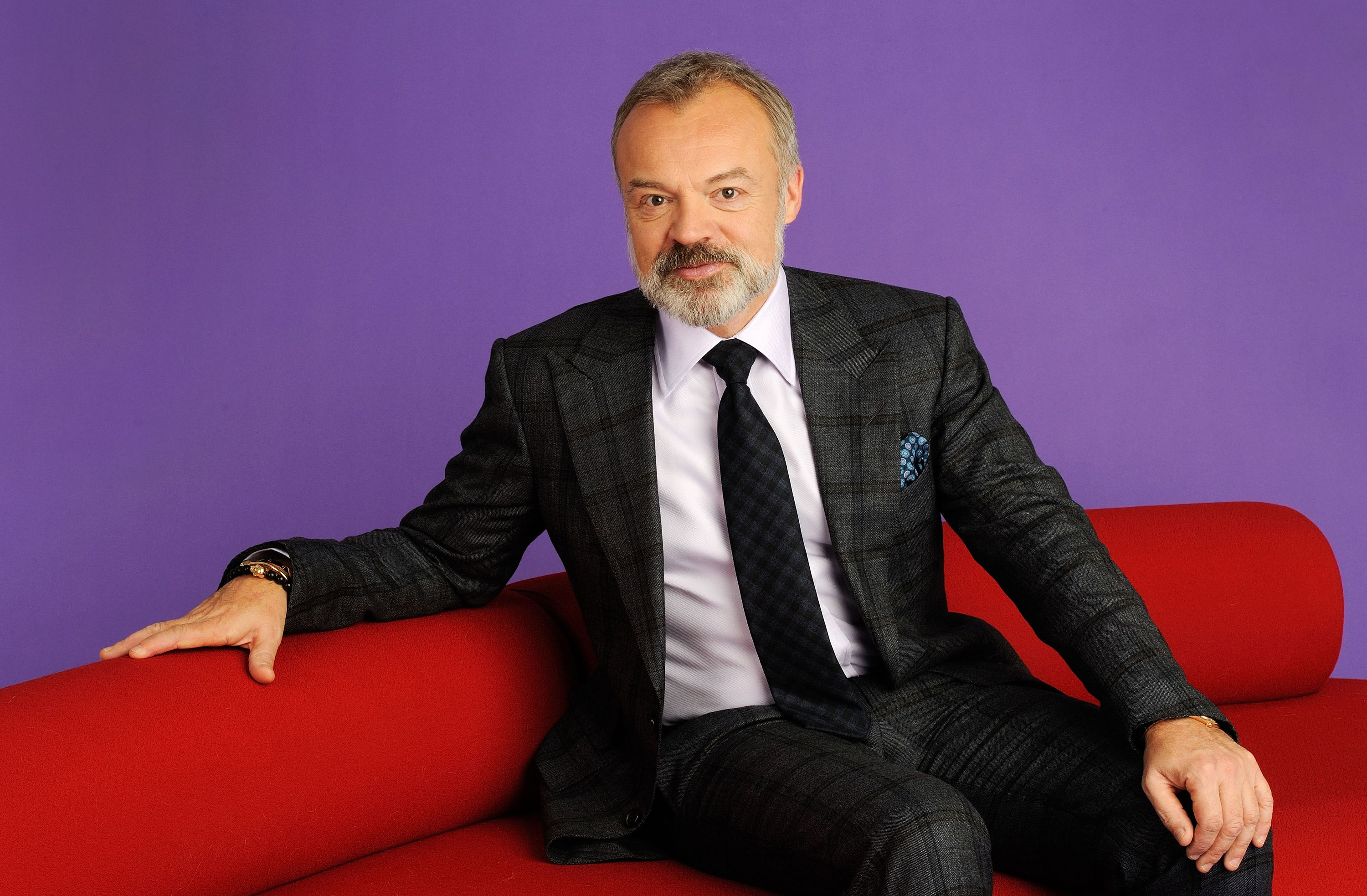Graham Norton admits he can't remember most of what happens on The Graham Norton Show