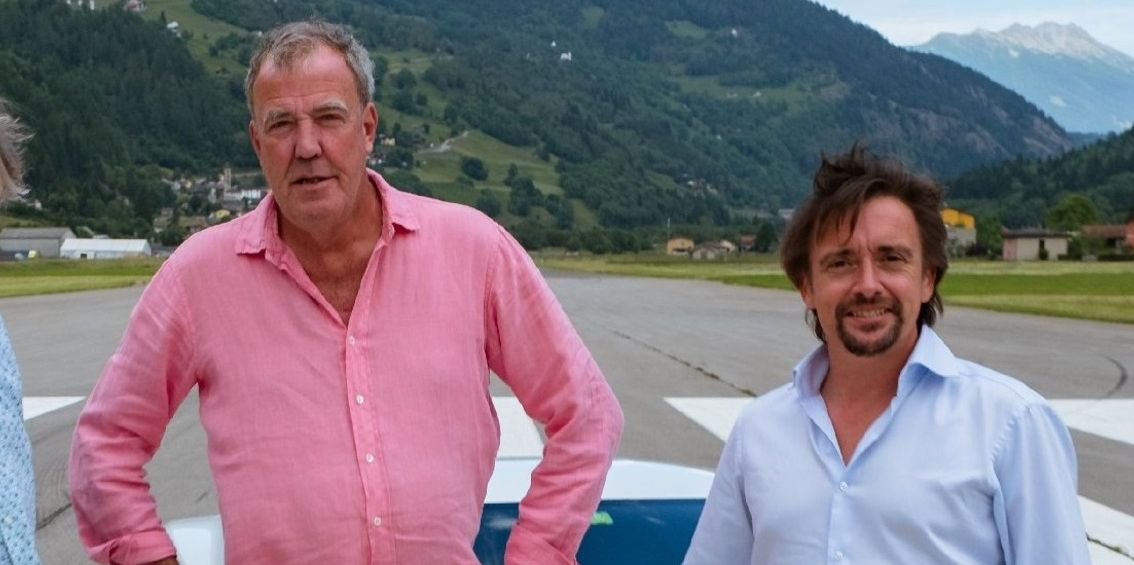 The Grand Tour's Richard Hammond responds to Jeremy Clarkson comparisons over new car show