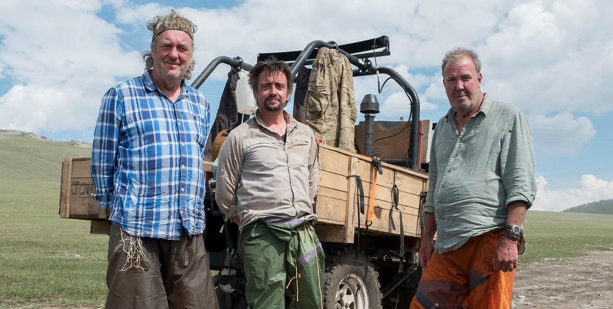 Grand Tour's Jeremy Clarkson addresses why there are many deleted scenes
