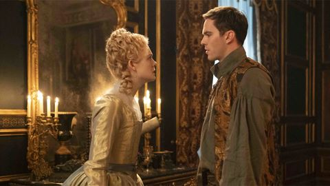 the great starring elle fanning and nicholas holt