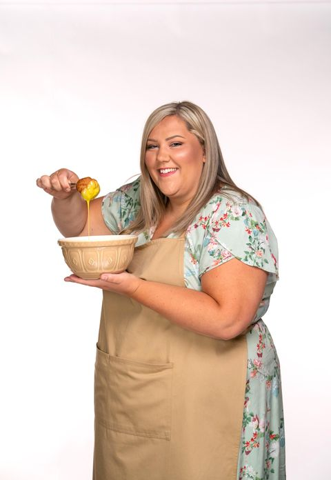 the great british bake off, laura