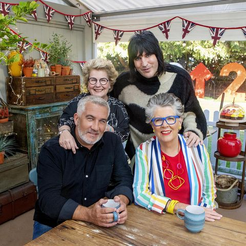 The Great Celebrity British Bake Off