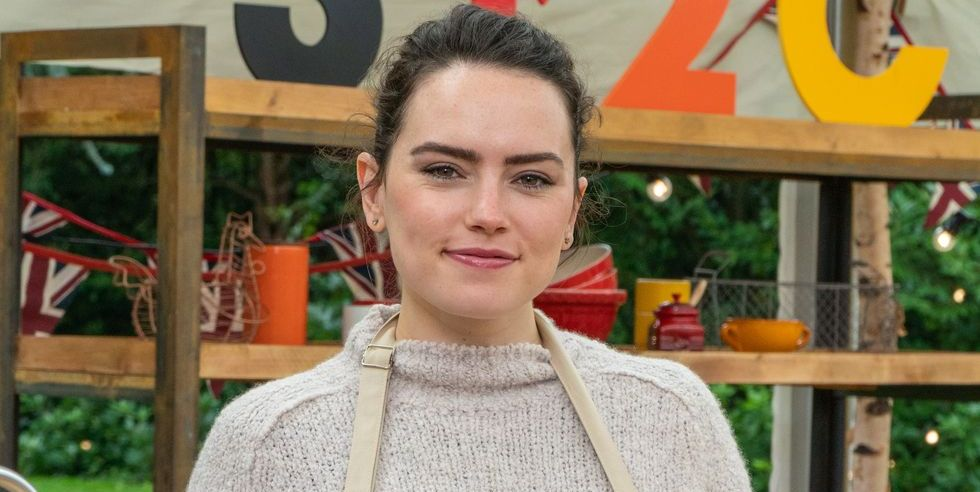 Bake Off shares new look at Daisy Ridley as celeb series gets March premiere