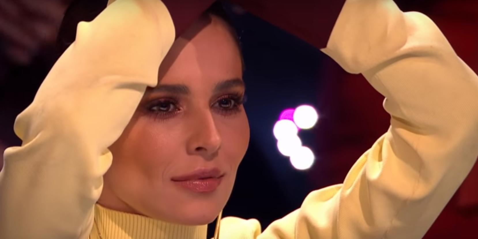 The Greatest Dancer judge Cheryl