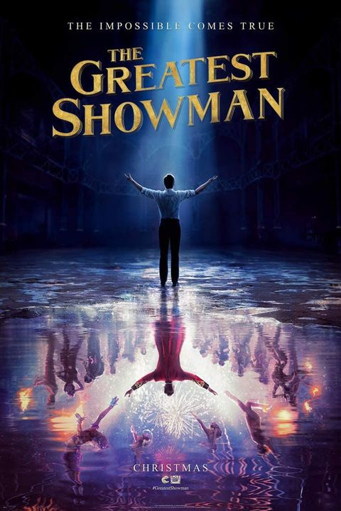 thanksgiving movies the greatest showman