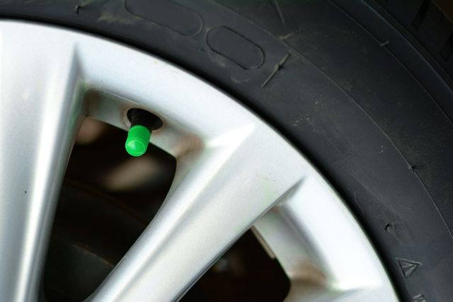 nitrogen in tires