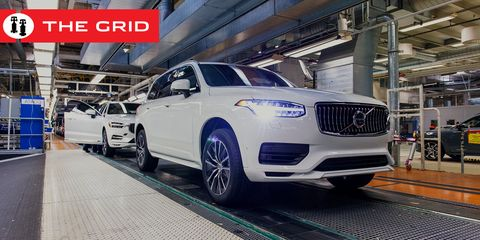 Land vehicle, Vehicle, Car, Automotive design, Motor vehicle, Luxury vehicle, Crossover suv, Volvo cars, Volvo xc90, Sport utility vehicle,