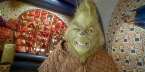 18 things you didnt know about how the grinch stole christmas - How The Grinch Stole Christmas 2000 Cast