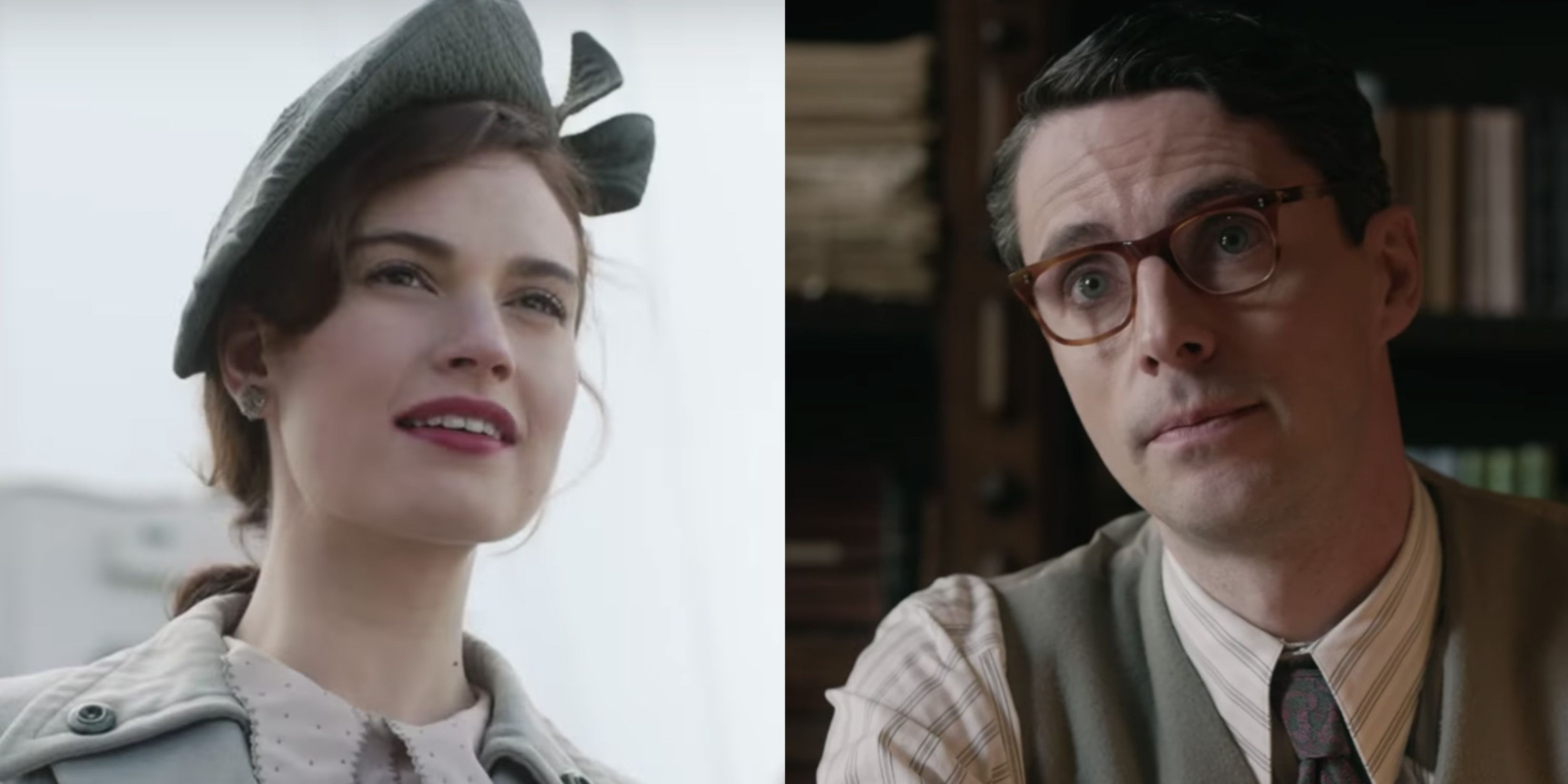 This New Movie Just Reunited a Bunch of Your Downton Abbey Favorites