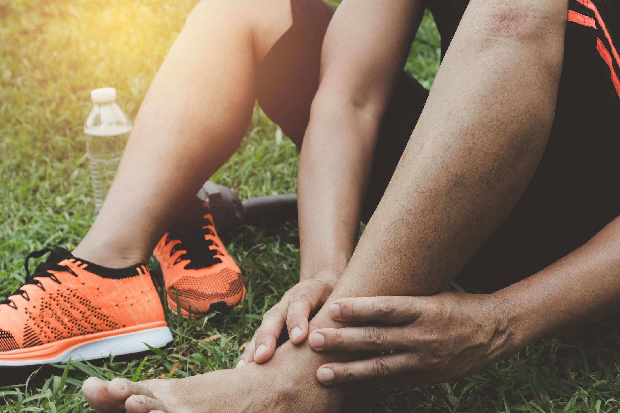 How to Deal With Ankle Pain While Running