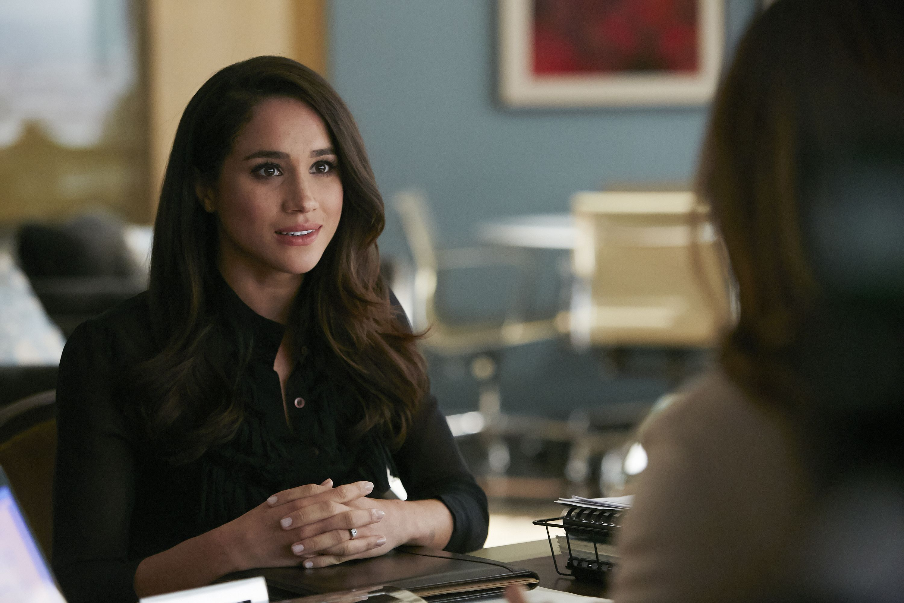'Suits' Made a Cute Meghan Markle Joke in Its Latest Episode