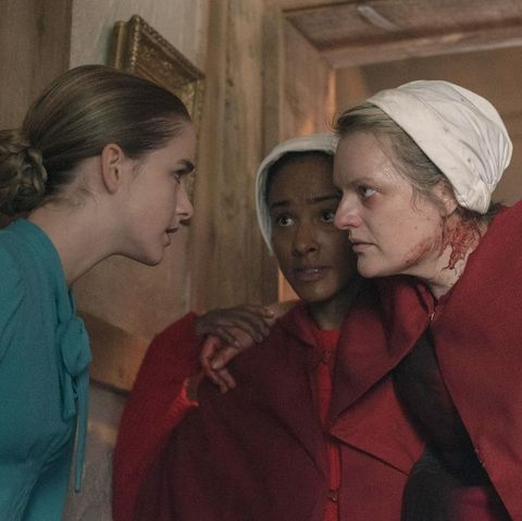The Handmaid's Tale season 4 – Why you recognise Esther Keyes