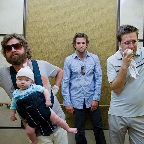 Elevator Scene in The Hangover