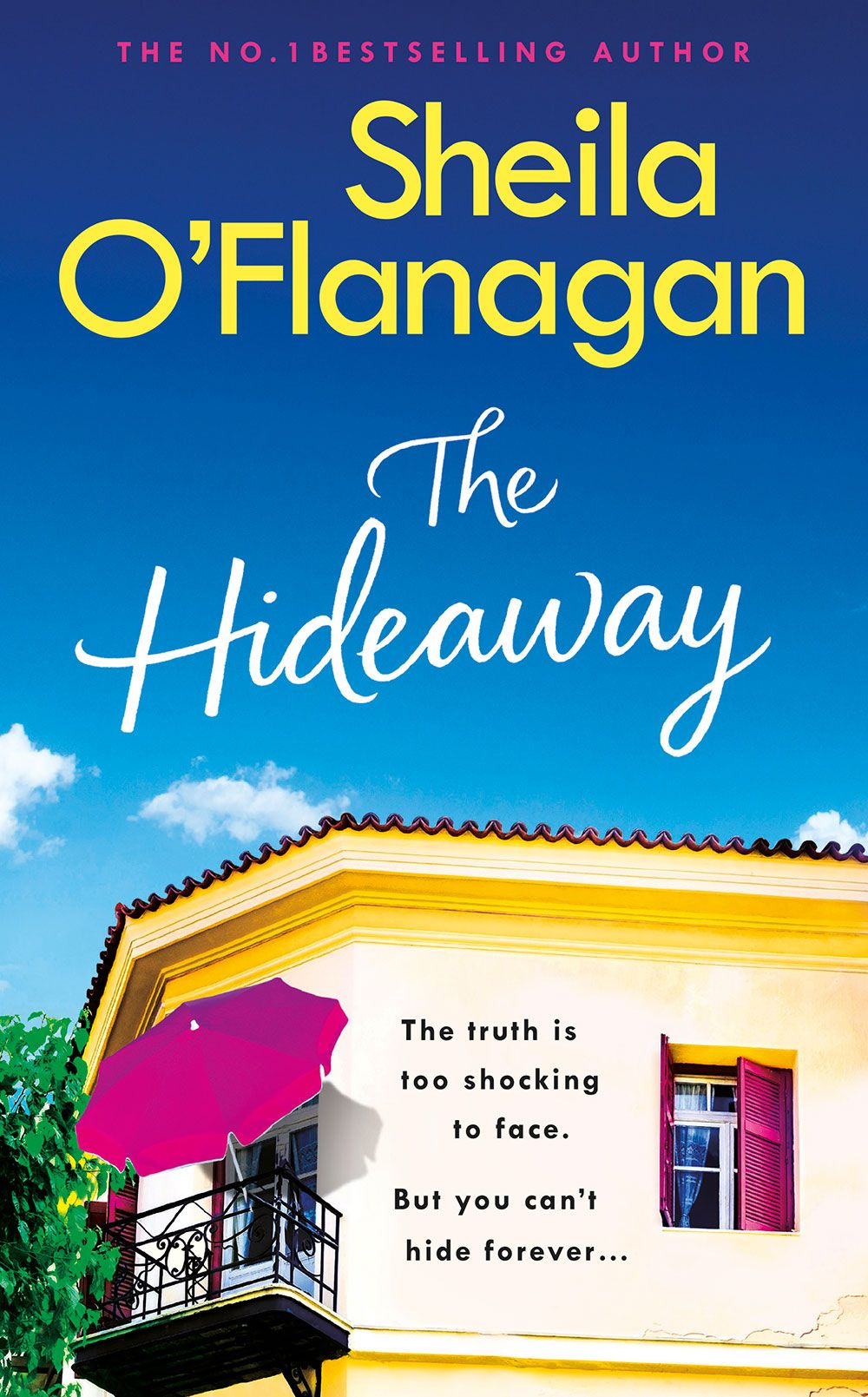 The Hideaway by Sheila O'Flanagan - best summer reads