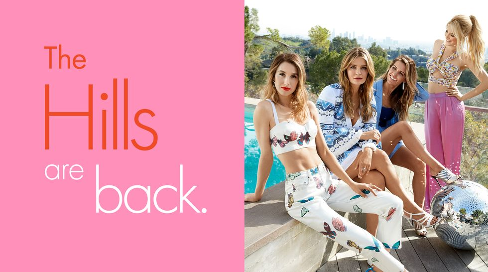 Your fave guilty pleasure is back. And The Hills stars Heidi Pratt, Mischa Barton, Whitney Port and Audrina Patridge spilled every single drop of tea about MTV's upcoming reboot.