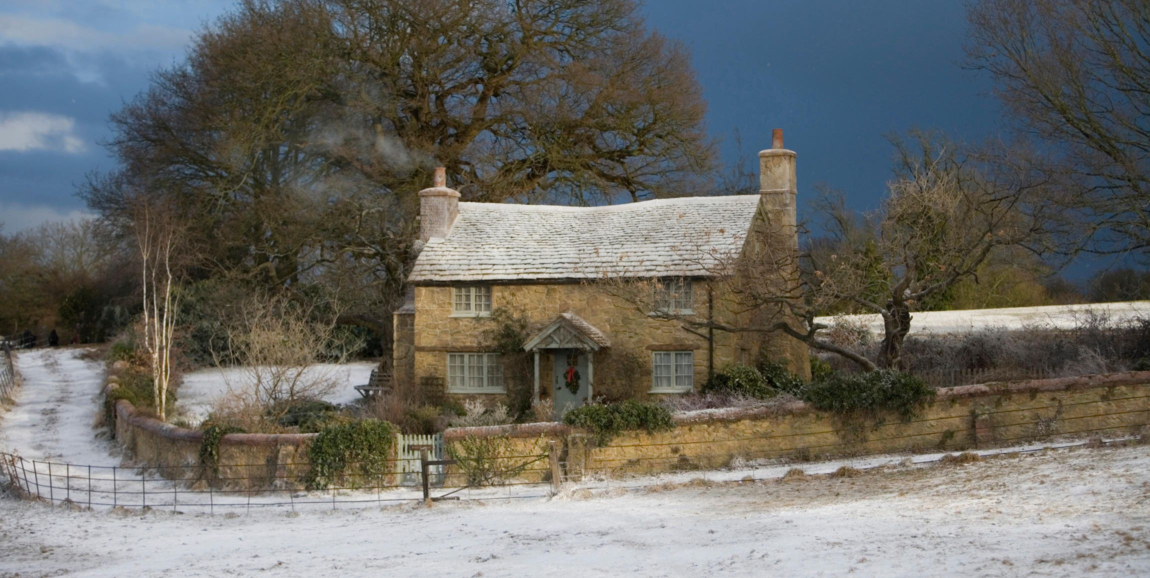 The Holiday Movie - Rosehill Cottage