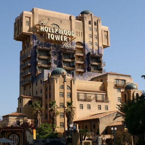 disney world secrets - twilight zone tower of terror at california adventure
