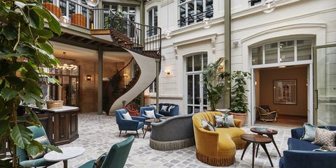 the hoxton paris staycation