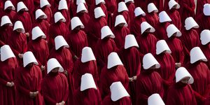 Filming of the Handmaid's Tale