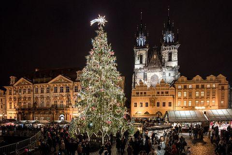 Prague Christmas MarketVERANDA