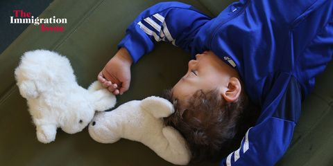 Nose, Child, Baby, Companion dog, Canidae, Fur, Puppy,