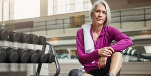 The importance of health increases with age